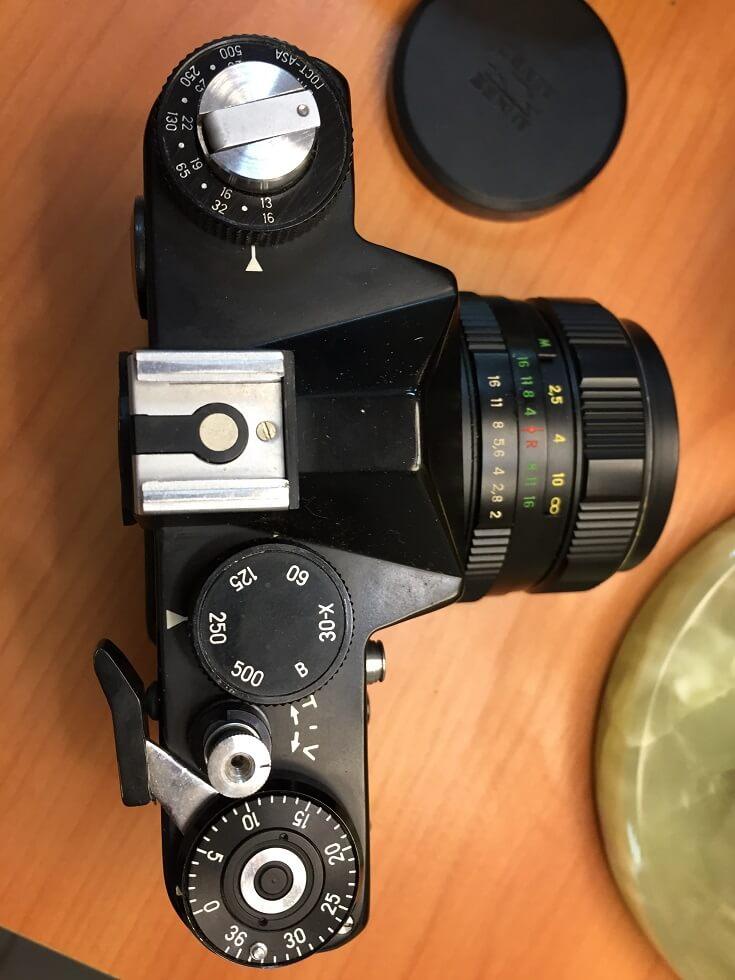 популярный какой фотоаппарат из зенитов лучше строительства